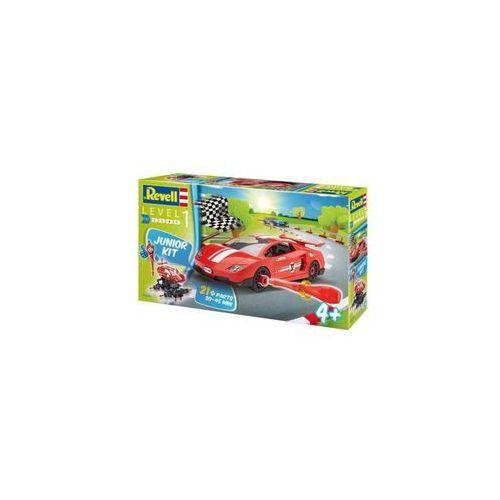 Revell junior kit racing car model do sklejania