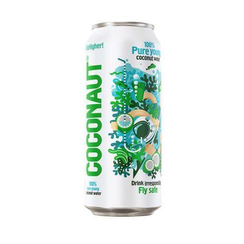 COCONAUT 500ml Naturalna Woda kokosowa z młodego kokosa