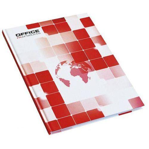 Brulion OFFICE PRODUCTS A4 kratka 96 Kartek - X01572, NB-7707