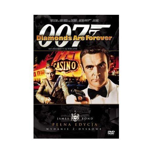James Bond ekskluzywna edycja 2-płytowa. 007: Diamenty są wieczne - Guy Hamilton (5903570121777)