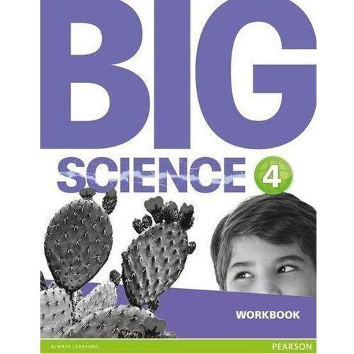 Big Science 4. Ćwiczenia, oprawa broszurowa