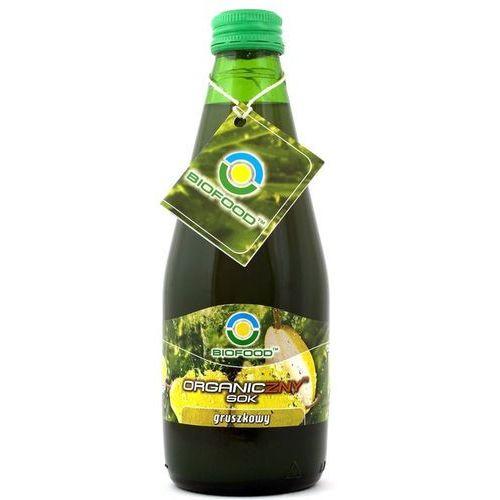 Bio food Sok gruszkowy bio 6x300ml (5907752683428)