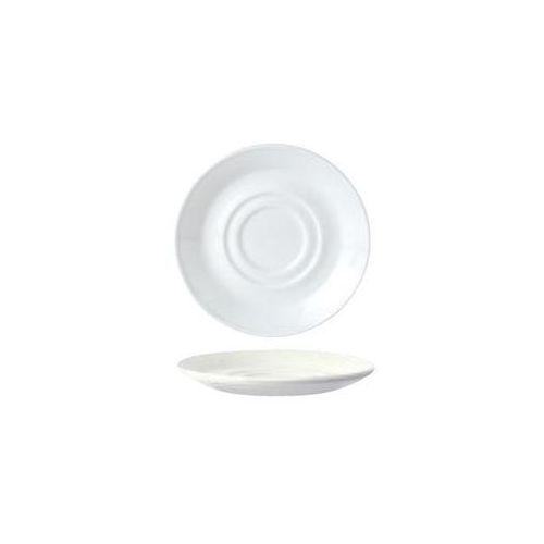 Spodek Slimline podwójny porcelanowy SIMPLICITY