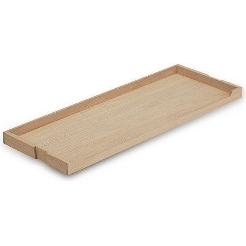Półka do regału Nomad drewno dębowe 19 cm (5706420080848)