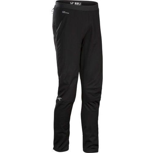 Arc'teryx Trino Spodnie do biegania Mężczyźni czarny XL 2018 Legginsy do biegania
