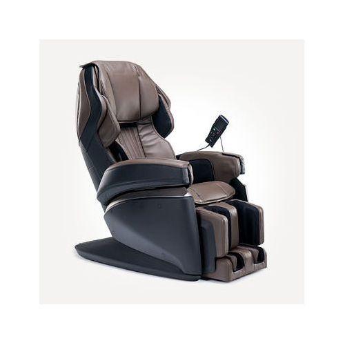 Fotel masujący Fujiiryoki JP1000, kolor czarny