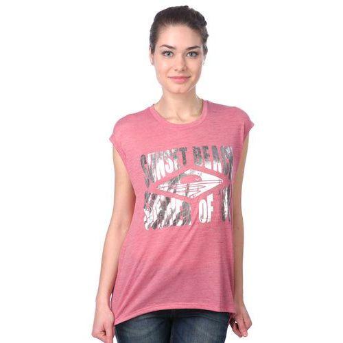 Brave Soul koszulka bez rękawów damska Tess S różowy (2008886990024)