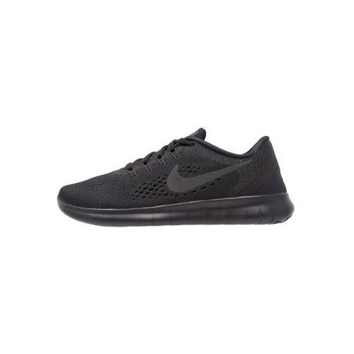 Nike Performance FREE RUN Obuwie do biegania neutralne black/anthracite, 831509
