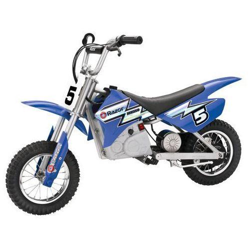 Razor, MX 350, Dirt Bike, motor elektryczny, niebieski, kup u jednego z partnerów