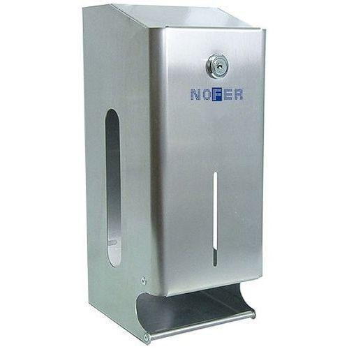 Xxlselect Pojemnik na 2 rolki papieru toaletowego hit