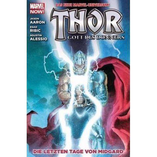 Thor - Gott des Donners, Die letzten Tage von Midgard