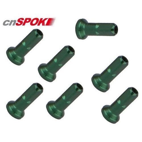 Cn-an12zi nypel an12 12 mm aluminiowy zielony marki Cnspoke