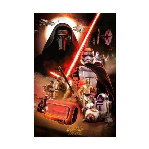Plakat STAR WARS EPISODE 7 61 x 91.5 cm (8714597395556)