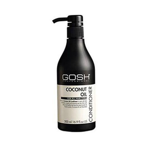 Gosh coconut oil conditioner - kokosowa odżywka do włosów, 500 ml (5711914041144)