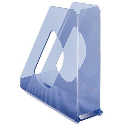 Esselte Pojemnik na dokumenty europost solea przezroczysty niebieski 623567