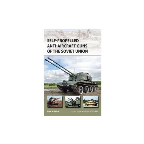 Self-Propelled Anti-Aircraft Guns of the Soviet Union