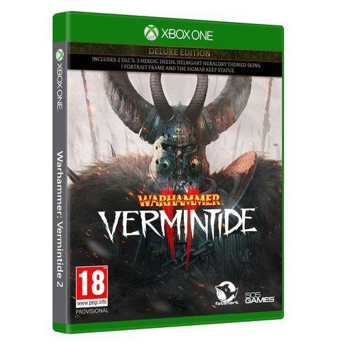 Warhammer vermintide 2 - edycja deluxe marki 505 games