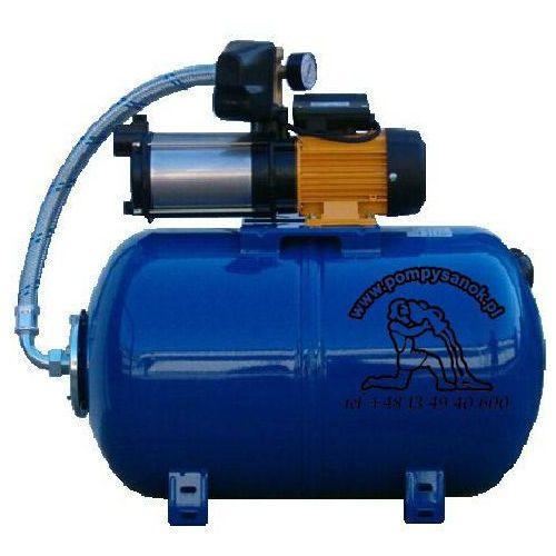 Hydrofor ASPRI 35 4 ze zbiornikiem przeponowym 80L, ASPRI 35 4/80 L