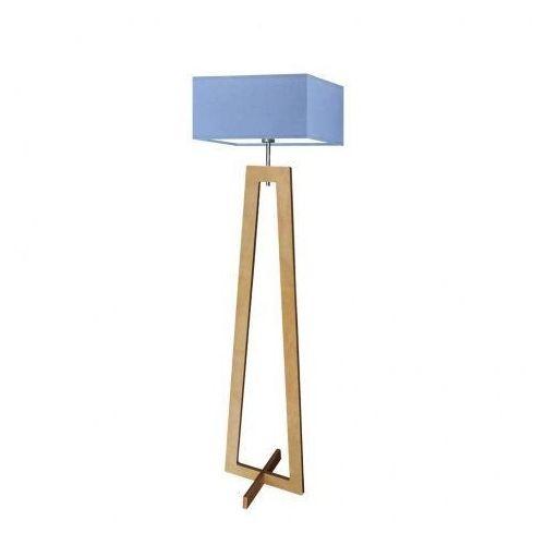 Drewniana lampa do pokoju dziecka jawa marki Lysne