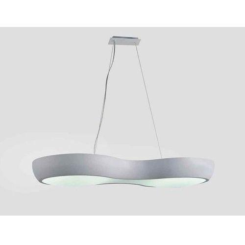 Orlicki design Otto 95 lampa wisząca biała