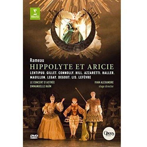 RAMEAU: HIPPOLYTE ET ARICIE - Haim, Emmanuelle, Concert D'astre (Płyta DVD), 2564622917