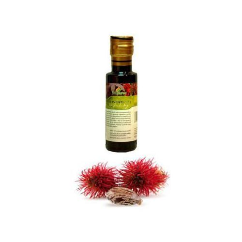 Olej rycynowy bio 00ml kosmetyczny marki 1