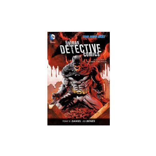 Batman Detective Comics Vol 2: Scare Tactics ( The New 52 ) (9781401238407)