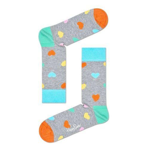Happy socks - skarpetki heart