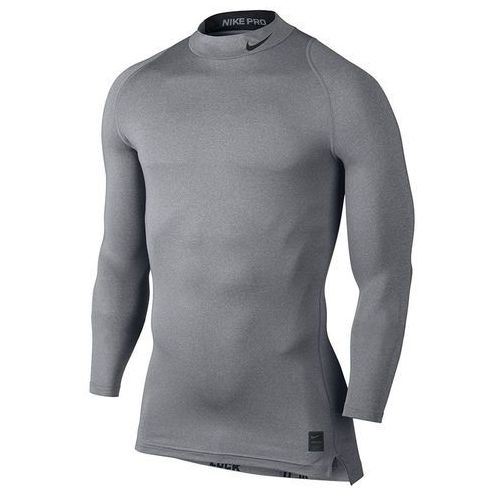 Nike Koszulka  pro top compression long sleeve - 703090-091