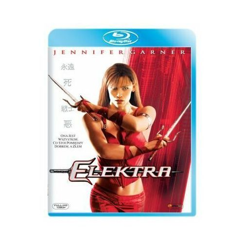 Elektra (Blu-Ray) - Rob Bowman (5903570065255)