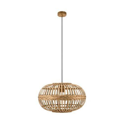 49771 - lampa wisząca amsfield 1xe27/60w marki Eglo