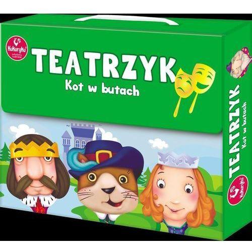 Teatrzyk - Kot w butach (5901738563353)