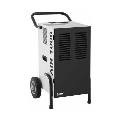 Msw osuszacz powietrza - przemysłowy - 50 l/24 h - 80 m² msw-deh1080c - 3 lata gwarancji