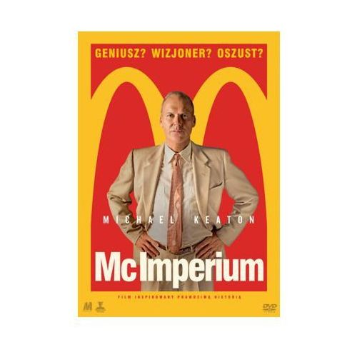 Mcimperium (dvd) + książka marki Monolith