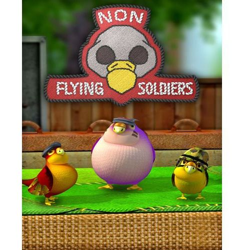 Non Flying Soldiers (PC)