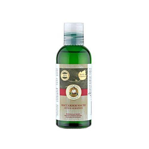 Babuszka Agafia Lekki olejek do masażu (Łaźnia Agafii) 170ml - sprawdź w wybranym sklepie