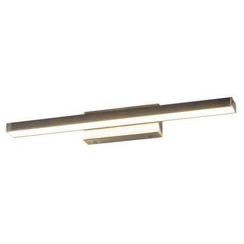 Rabalux kinkiet łazienkowy 5721 John, żarówka LED, 12 W, brąz (5998250357218)