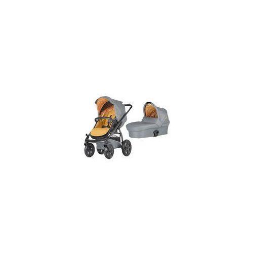 Wózek wielofunkcyjny 2w1 x-move  (sunny orange) marki X-lander