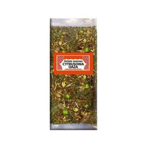 Perfect composition 50g herbata owocowa cytrusowa oaza marki Yerba mate