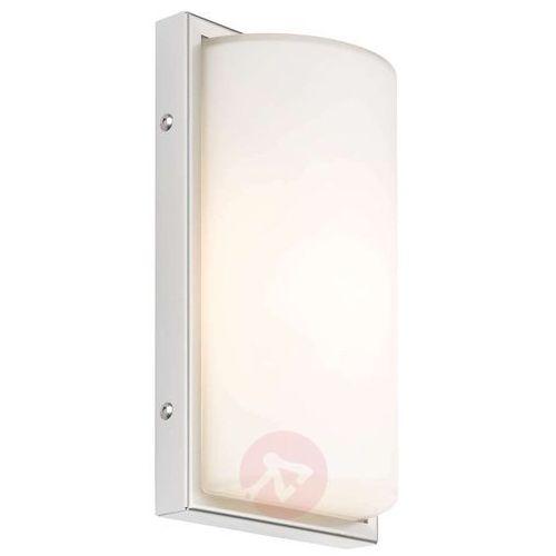 LCD Esens lampa ścienna LED Stal nierdzewna, 1-punktowy - Nowoczesny - Obszar zewnętrzny - Esens - Czas dostawy: od 4-8 dni roboczych (8033239437875)