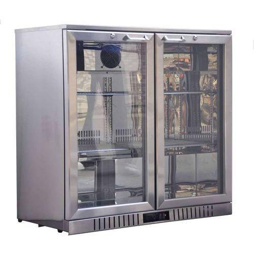 Cookpro Chłodziarka podblatowa podwójna | 210l | 190w | 900x512x(h)835mm