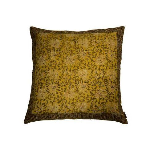 poduszka indian block 70cm żółta 8600010 marki Dutchbone