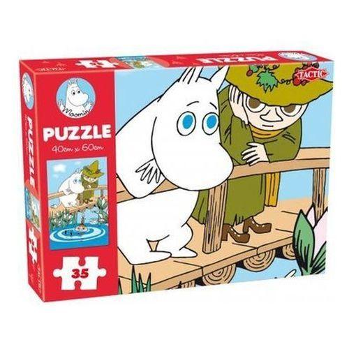 Muminkowe duże puzzle 35 elementów, AM_6416739409986