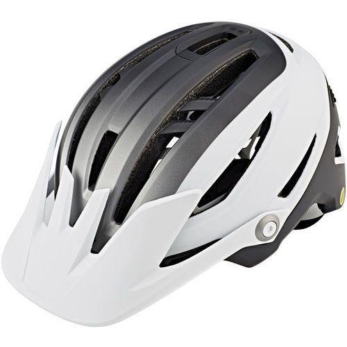 Bell sixer mips kask rowerowy biały/czarny l   58-62cm 2018 kaski mtb