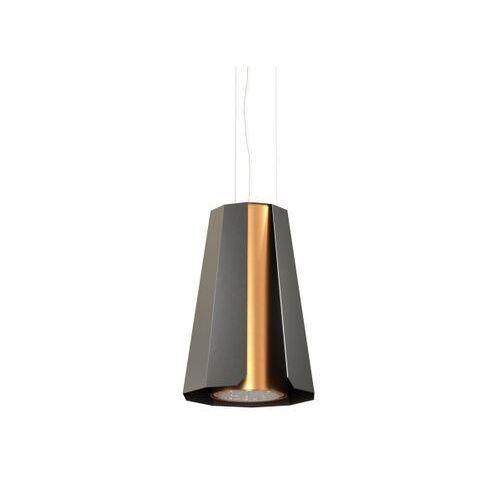 Cleoni Lampa wisząca alamak 1389aw1/962/116 czarny