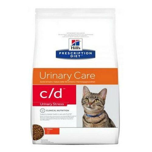 Hills prescription diet Hill's prescription diet c/d feline urinary stress kurczak 4 kg - darmowa dostawa od 95 zł!