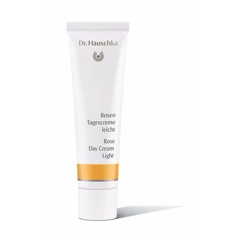Dr. Hauschka Facial Care lekki krem z róży (Rose Day Cream Light) 30 ml