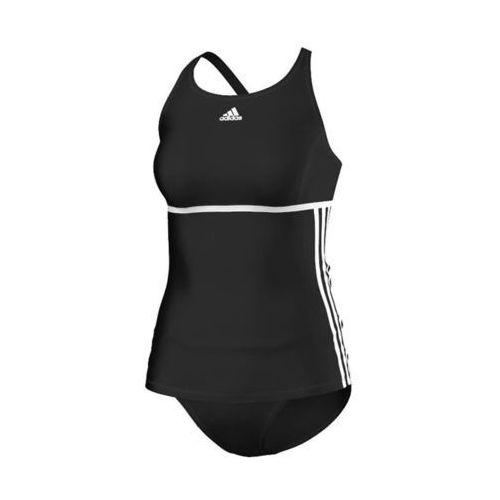 Strój kąpielowy adidas Infinitex Tankini S22915, kolor czarny
