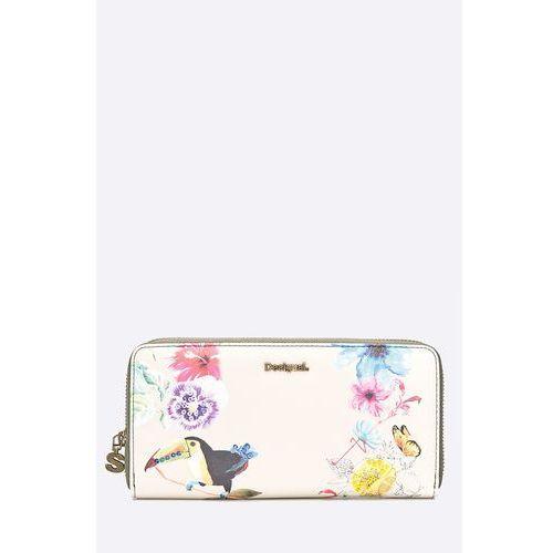 Desigual - portfel fiona lilac