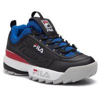 Sneakersy - disruptor cb low 1010707.25y black, Fila, 40-46